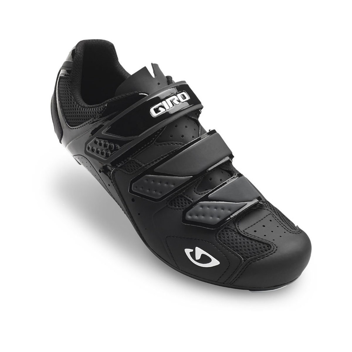 Giro Treble II Road Bike Shoes Matte Black