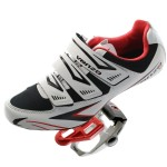 Venzo Road Bike For Shimano SPD SL Look Cycling Bicycle Road Bike Shoes & Pedalswidth=